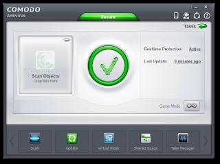 Comodo AntiVirus 6.0 Free Full
