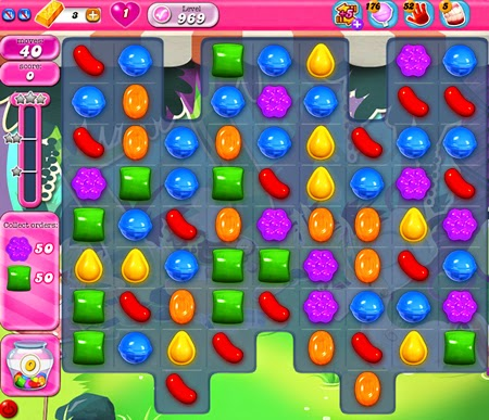 Candy Crush Saga 969