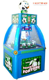 Soccer Fortune,arcade redemption game machine