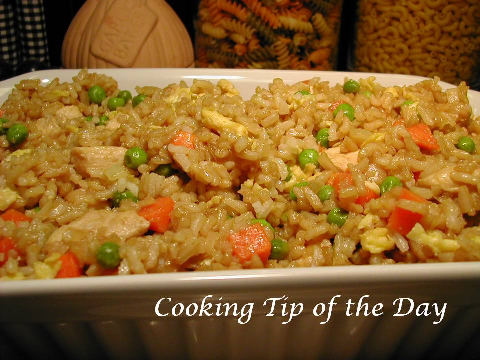 Cooking tip of the day recipe chicken fried rice recipe chicken fried rice ccuart Image collections