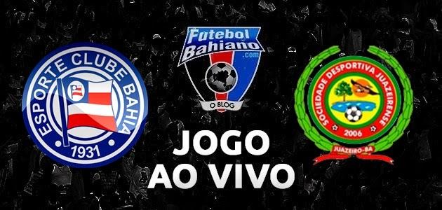 Bahia x Juazeirense AO VIVO
