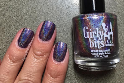 Girly Bits Amok! Amok! Amok!
