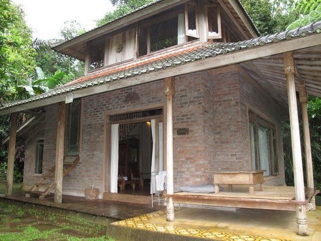 inspirasi desain rumah anda desain rumah desa