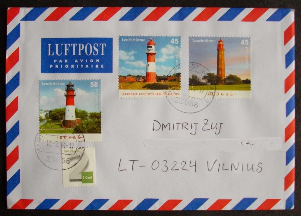 from Wismar