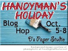 The Handyman's Holiday Blog Hop