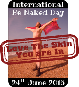 International Be Naked Day