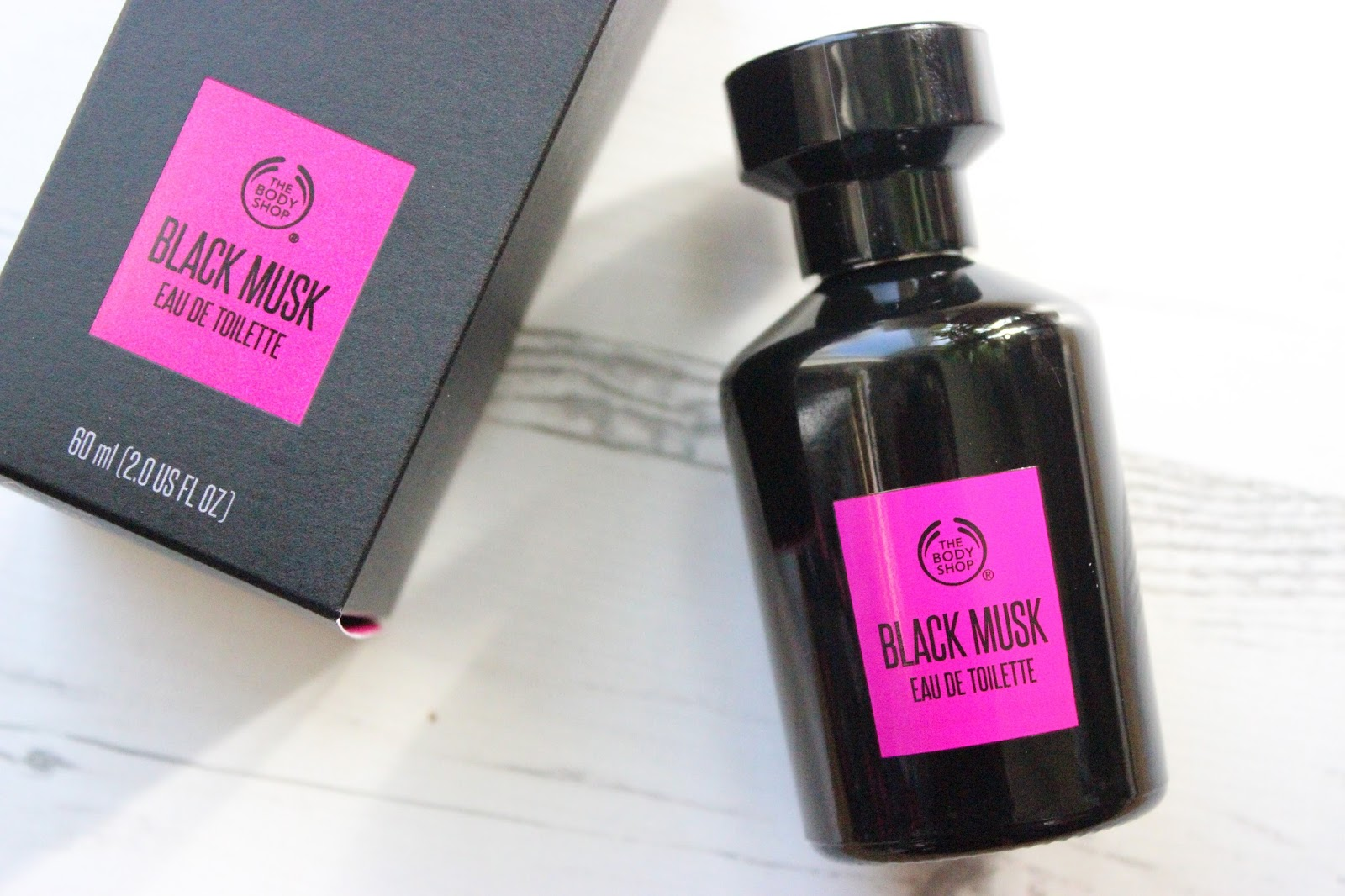 THE BODY SHOP BLACK MUSK EDT discoveriesofself