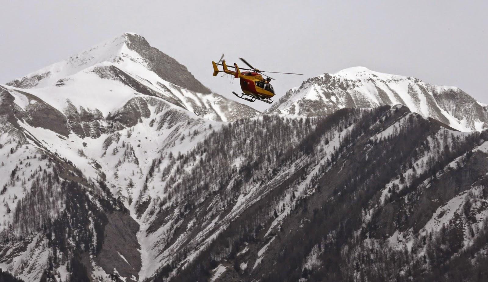 helicoptero de busqueda