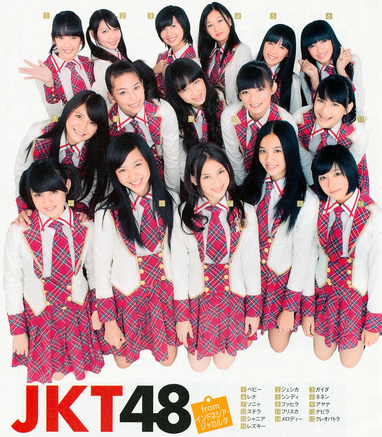 JKT48 Logo
