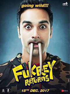 Fukrey Returns (2017)
