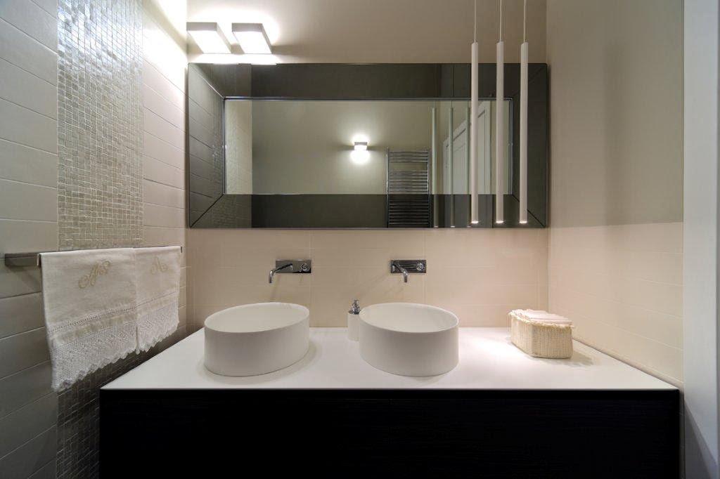 Interior relooking: come arredare un bagno piccolo