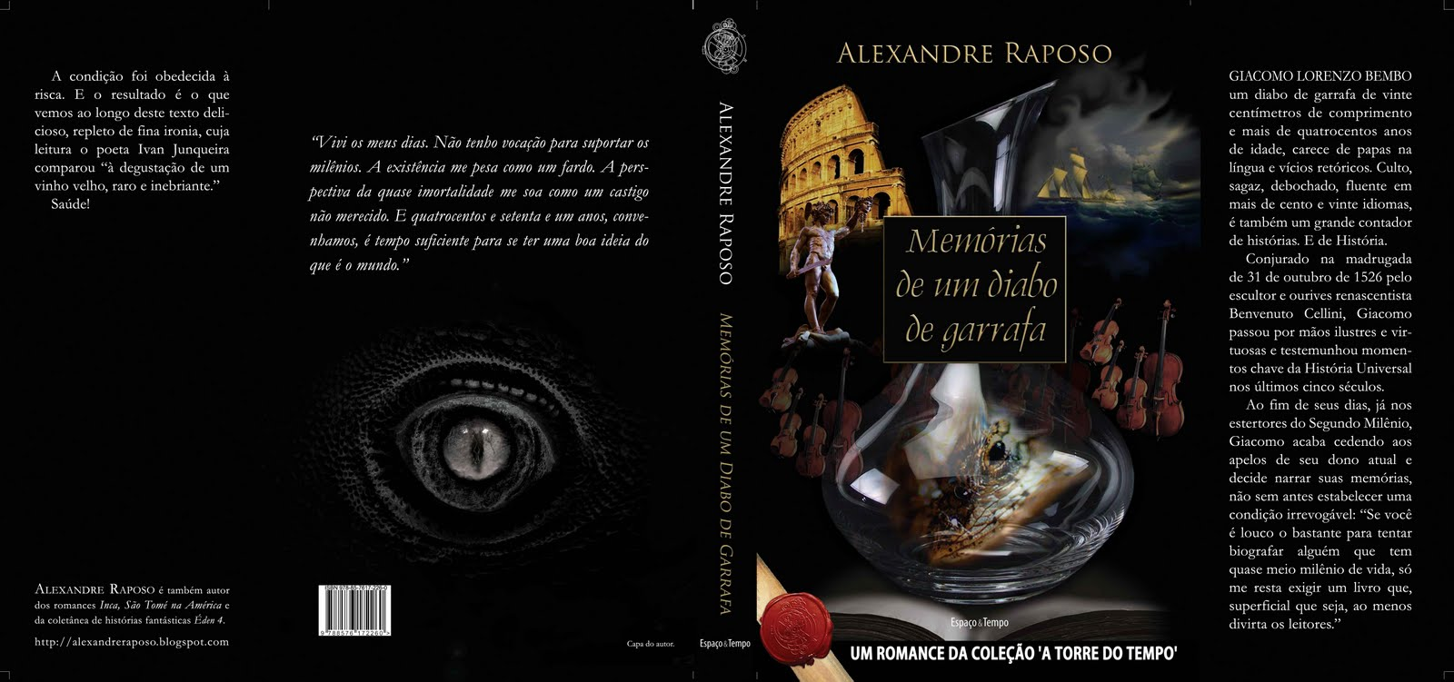 Herdeiro Do Diabo for blog do autor