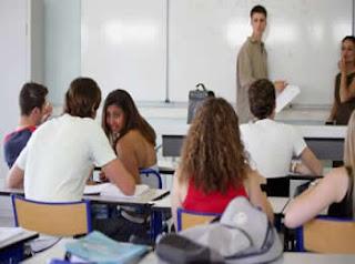 الشغب في القسم