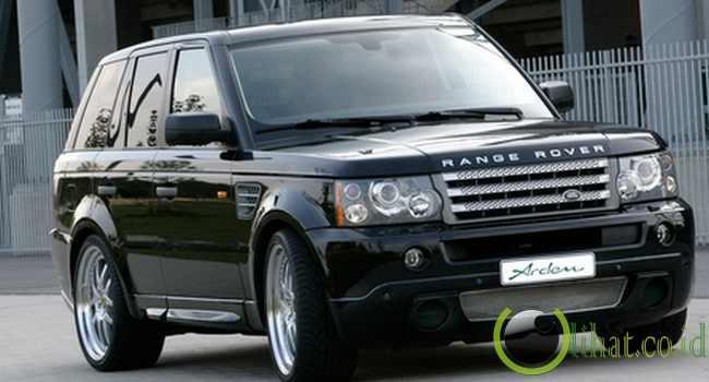 Range Rover Sport - Rp15,8 juta