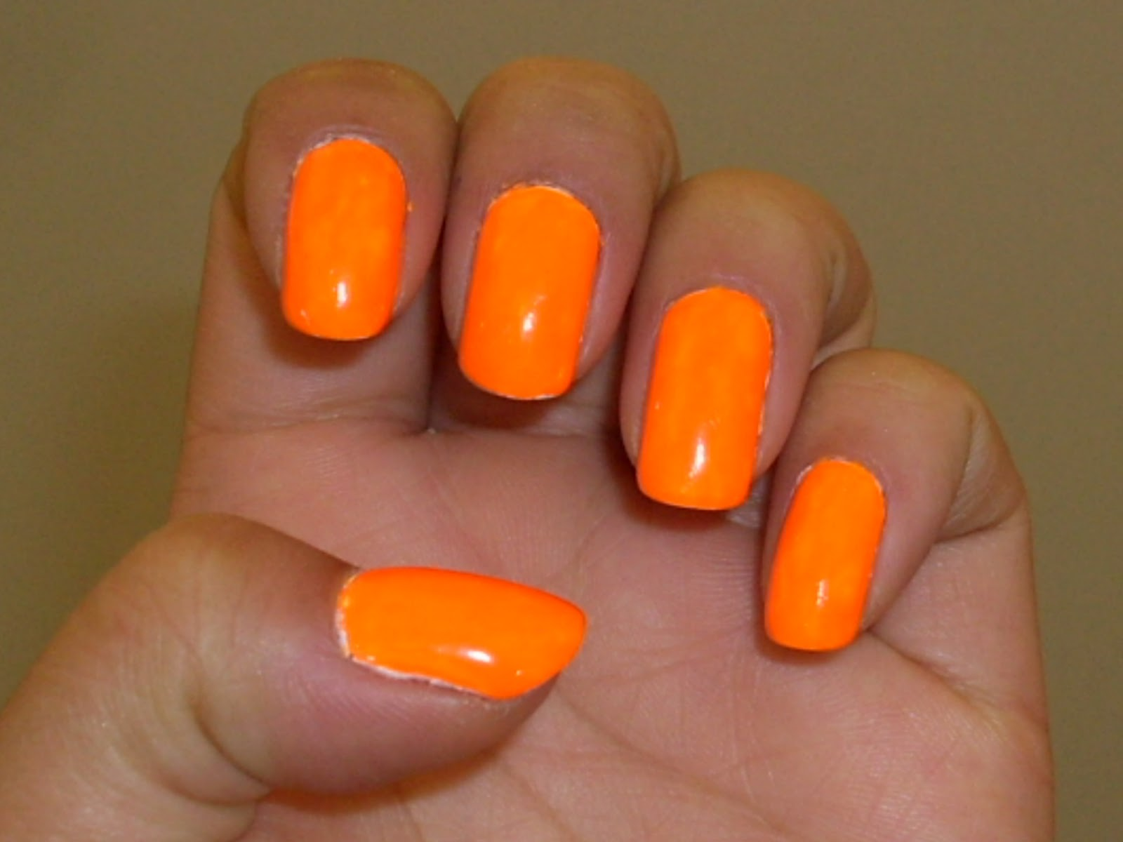 Polish all day, all night.: Essie Bright Tights - A Neon Orange Summer!
