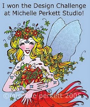 I won at Michelle Perkett Studios!