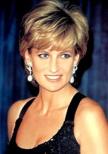 Hollywood Hair Style Princess Diana Hairstyles