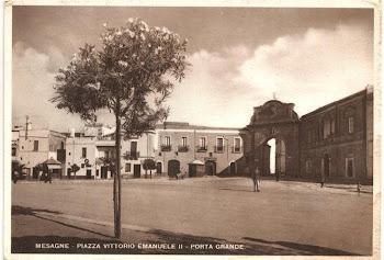 PIAZZA VITTORIO EMANUELE/PORTA GRANDE