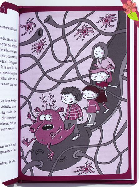 Le cerveau - Les minipommes - éditions Le Pommier
