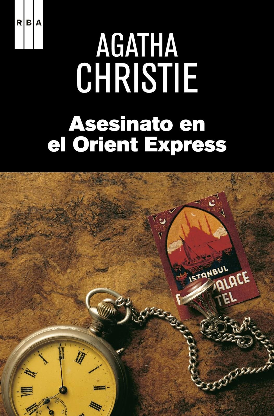 Escritos de un hereje: Reto Agatha Christie