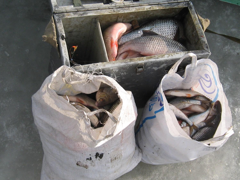 Завершение зимнего сезона рыбалки