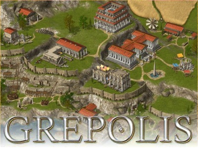 imagem logo Grepolis