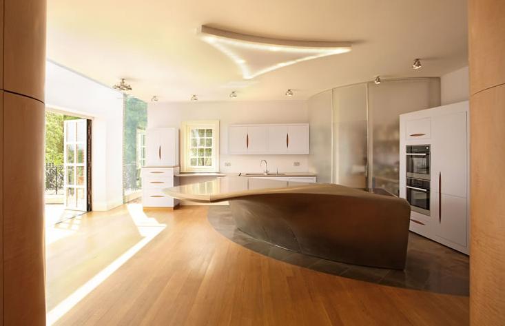 Kitchen Design Space Time Continuum Kitchen