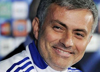 Mourinho smiles, has a young team