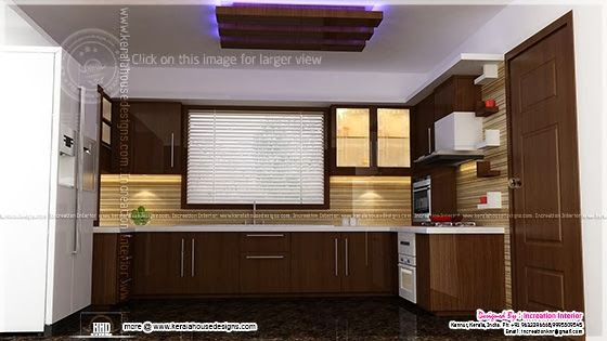 kitchen rendering thumb Renderings of Interior ideas of home
