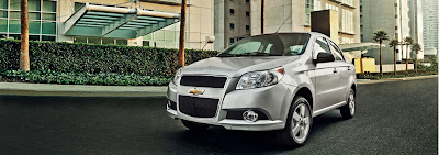 Chevrolet Aveo 2012