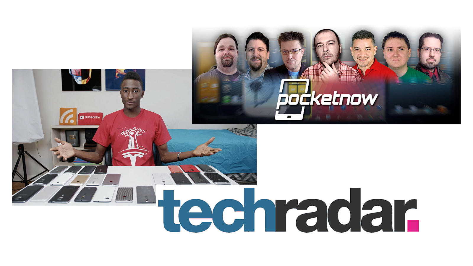 3 technology reviewers to follow techradar mkbhd pocketnow