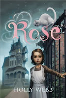 rose by holly webb book cover