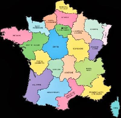 Carte de France Departement: France Departement Carte Image