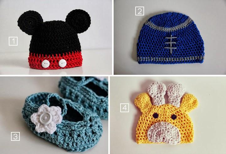 baby crochet Ma Cherie etsy shop