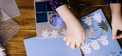 Las mejores manualidades navideñas para hacer con tus hijos (I)