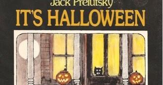 jack o lantern press monsters celebrate poet jack prelutsky with 24 hour its halloween read a thon