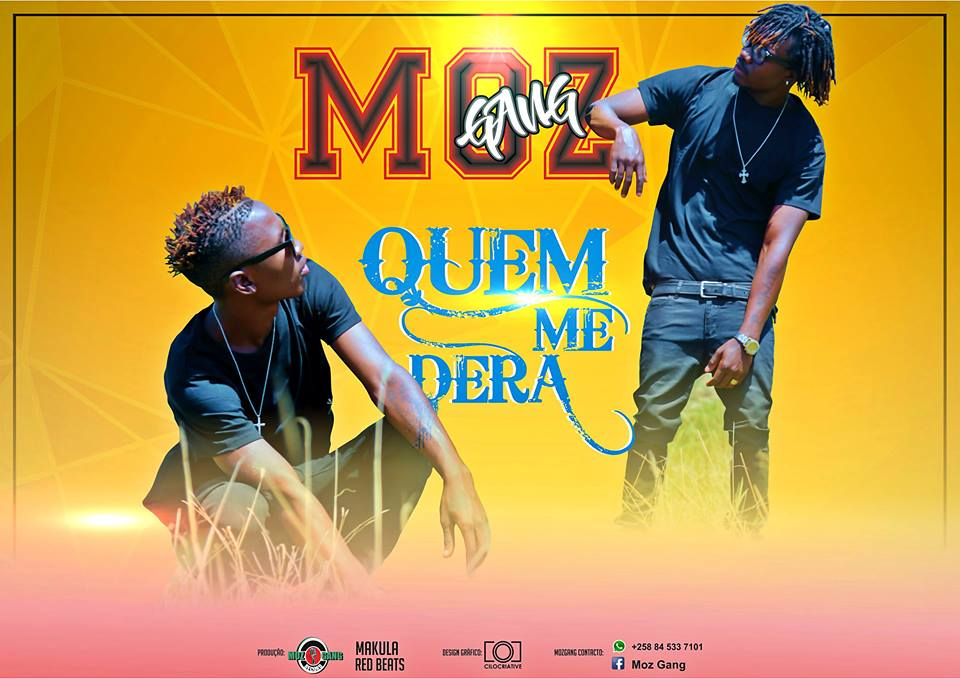 Moz Gang- Quem me dera (Prod.MGZ Rec,Just Recognize) -EXCLUSIVO