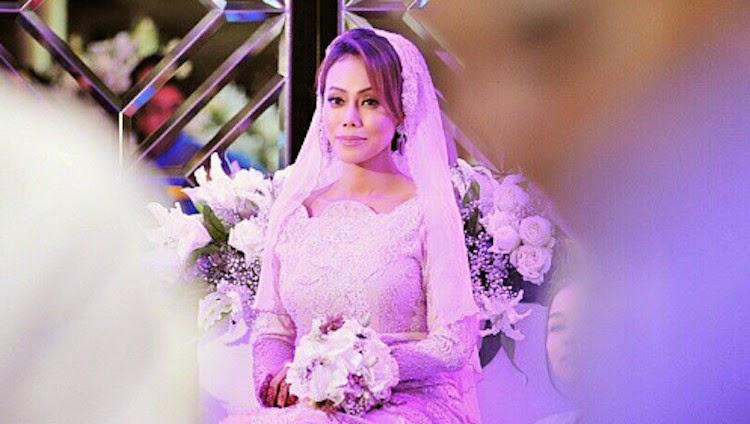 20 gambar majlis perkahwinan lana nordin yang pasti