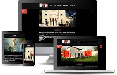 Site internet, responsive, Bath Ravalement.