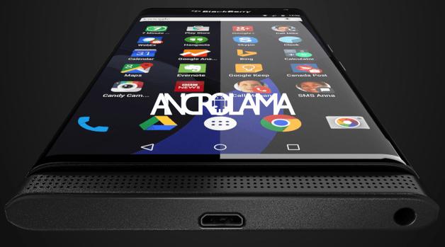BlackBerry Venice aradığınız kızaklı Android telefonu olabilir