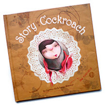 """Story of a Cockroach"" Cuento de Luz 2011 · English, Spanish, Catalán"