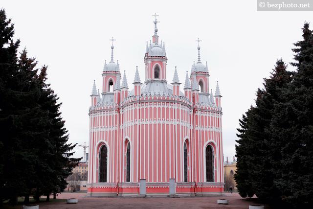 православные храмы санкт петербурга фото