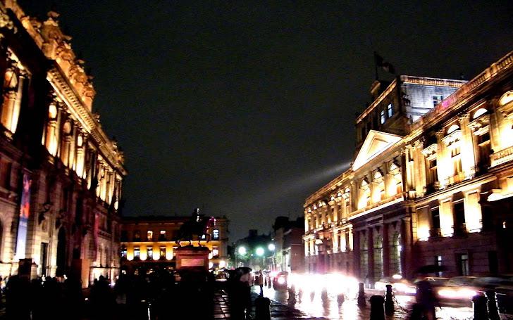 MUNAL Y PALACIO DE MINERIA