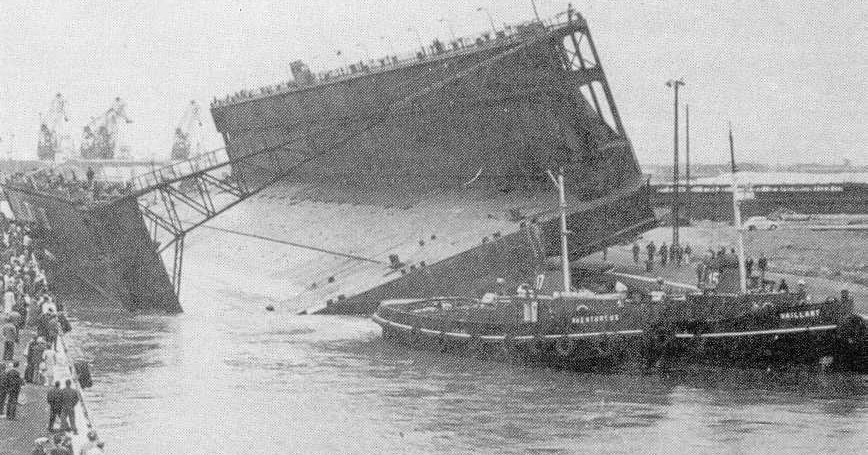 Ma tres du vent mdv un dock flottant de marseille dunkerque - Chambre de commerce de dunkerque ...