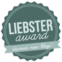 " ""Liebster Award"""