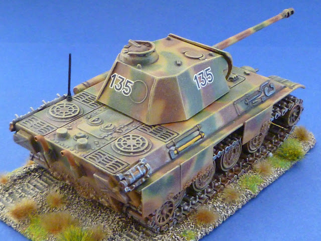 Char Panther Ausf.G de Solido 4