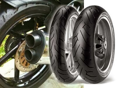 How To Choose The Appropriate Tires For Motorcycles