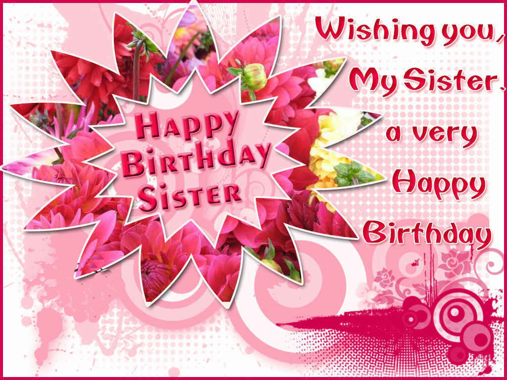 Happy birthday sister in law top 30 happy birthday wishes for sister in law happy birthday sister in law kristyandbryce Choice Image
