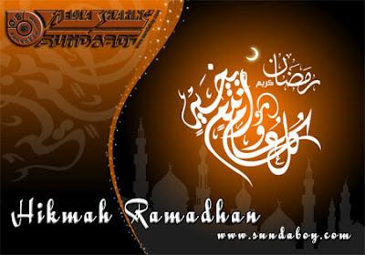 Hikmah Ramadhan