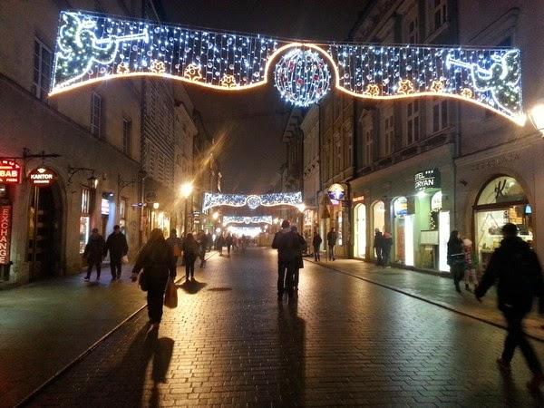 Targi Bożonarodzeniowe 2014 Kraków